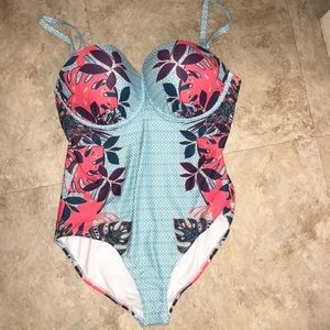 Swimsuits for All swimsuit.  Size 16